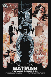 Batman - Private Casebook