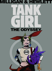 Tank Girl - The Odyssey