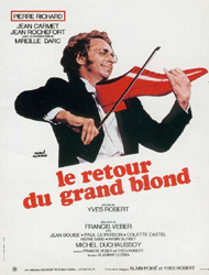 Le retour du grand blond