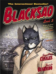 Blacksad - The Sketch Files