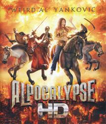 'Weird Al' Yankovic - Alpocalypse HD