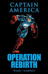Captain America - Operation Rebirth