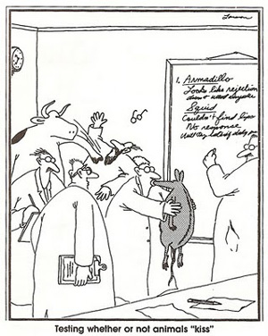 The Far Side Gallery 2 on eclipse drawing