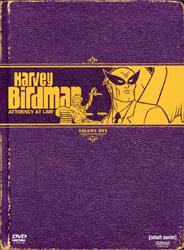 Harvey Birdman 1