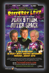 Rifftrax Live - Plan 9 from Outer Space