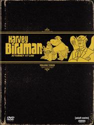 Harvey Birdman 3