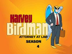Harvey Birdman 4
