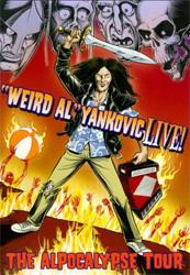Weird Al Yankovic - Live The Alpocalypse Tour