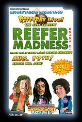 Rifftrax Live - Reefer Madness