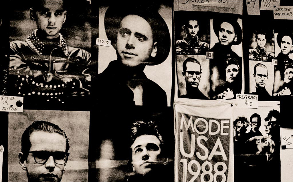 Depeche Mode: 101   thecriticaleye