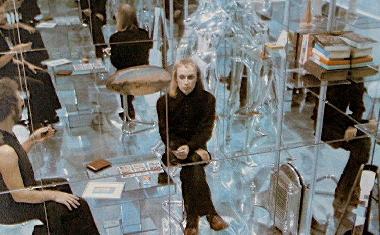 Brian Eno: 1971-1977 - The Man Who Fell to Earth