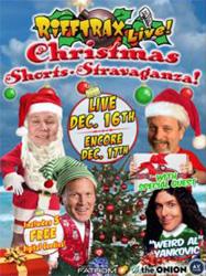 RiffTrax Live: Christmas Shorts-Stravaganza! | thecriticaleye