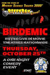 RiffTrax Live - Birdemic