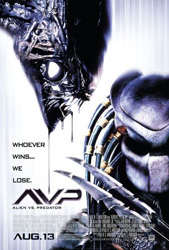 Alien Vs Predator - Unrated