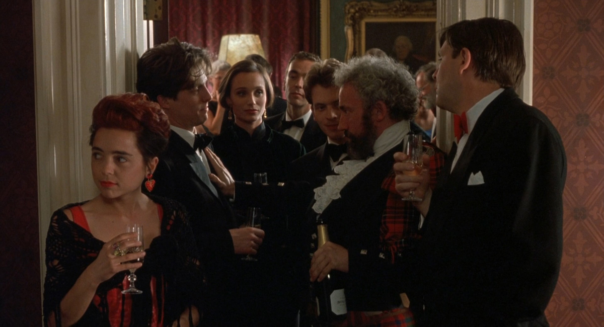 Four Weddings and a Funeral   thecriticaleye