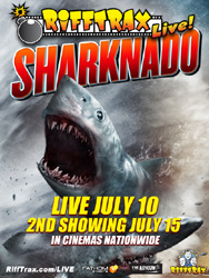 RiffTrax Live - Sharknado