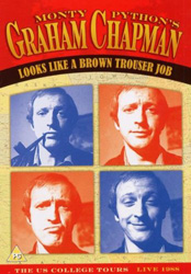 Graham Chapman - Looks Like a Brown Trouser Job