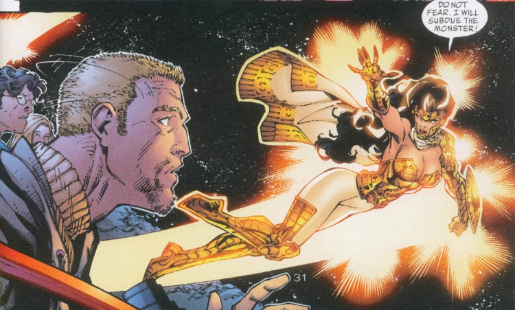 Just Imagine Wonder Woman (750)