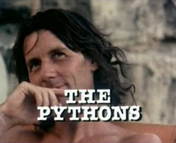 The Pythons BBC
