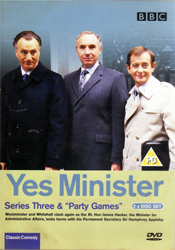 Yes, Minister - Party Games