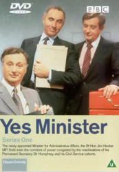 Yes, Minister - Series 1