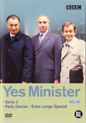 Yes, Minister - Series 3