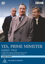 Yes, Prime Minister - Series 2