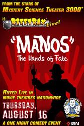 RiffTrax Live - Manos