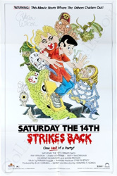 Saturday the 14th Strikes Back