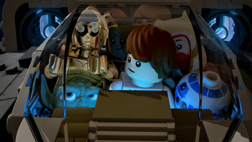 lego star wars the yoda chronicles episode 7