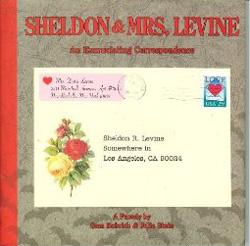 Sheldon and Mrs. Levine