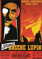 Signé Arsène Lupin (250)