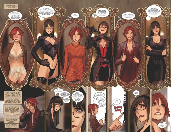 Image result for sunstone vol. 1