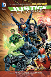 Justice League - Forever Heroes