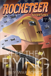 Rocketeer Adventures, vol. 2