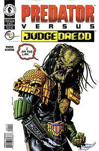 Predator vs. Judge Dredd