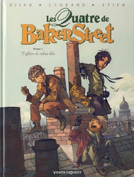 Les Quatre de Baker Street 1